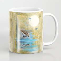 Nature Reflected Series: Speckled Plover Mug