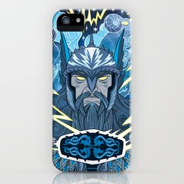 Thor iPhone Case