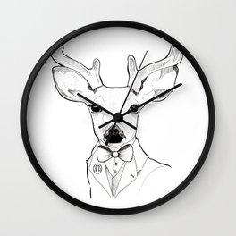 John Doe Wall Clock