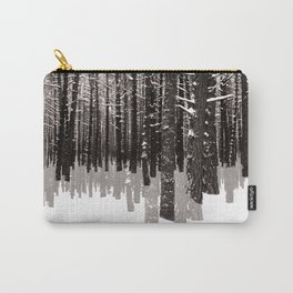 Tree Shadow Carry-All Pouch