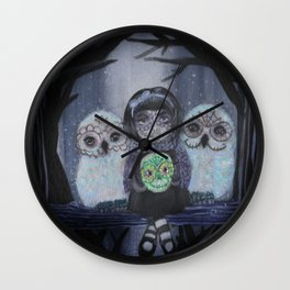 Parting is Such Sweet Sorrow Wall Clock