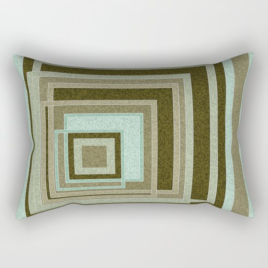 Abstraction . Geometric shapes . 1 Rectangular Pillow