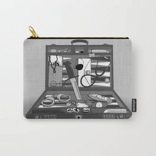 Lost Souvenirs Carry-All Pouch