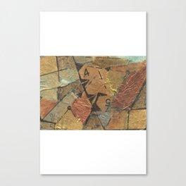 Angles Canvas Print