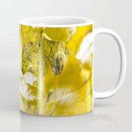 Wild poppy abstract-2 Coffee Mug