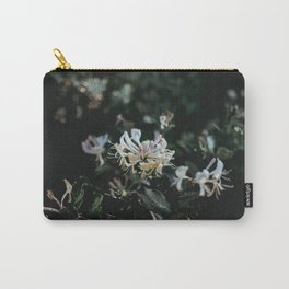 flower photography by Annie Spratt Carry-All Pouch