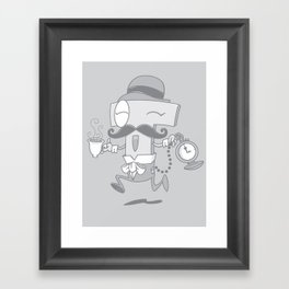 It's T time! Framed Art Print