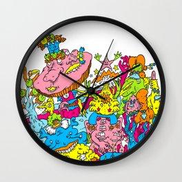 BomiLito nature Wall Clock