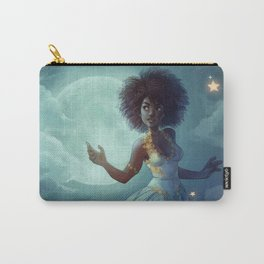 Lady of the sky Carry-All Pouch