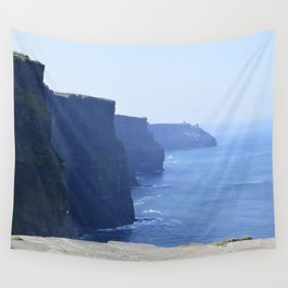 Cliffs of Moher in Ireland Wall Tapestry