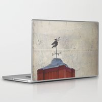 witch Laptop & iPad Skins featuring Witch by Elina Cate