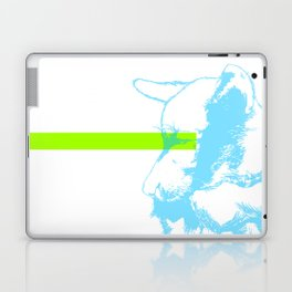 Brave, the dog Laptop & iPad Skin