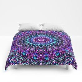 Mosaic Kaleidoscope 3 Comforters
