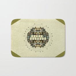 Human Network Bath Mat