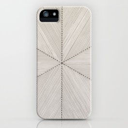 arte óptico 9 iPhone Case