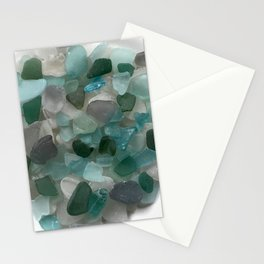 Acquiring an Ocean of Mermaid Tears Stationery Cards
