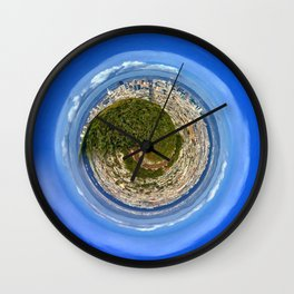San Francisco World Wall Clock