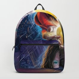 Be Careful What You Wish For Backpack