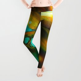 Acrylic 21 Leggings