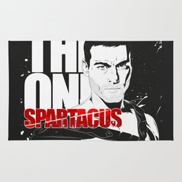 THE ONE SPARTACUS Rug