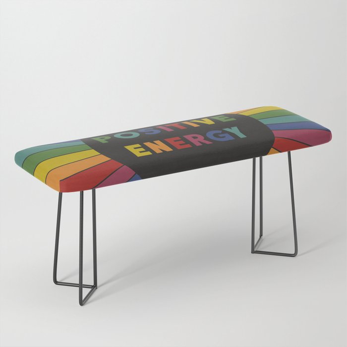 Positive Energy Bench