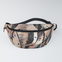 Eager Elephant Fanny Pack