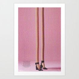 Elle #6 Art Print