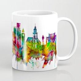Hamburg Germany Skyline Coffee Mug
