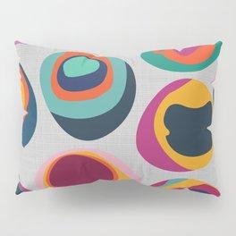 Rainbow Resin Pillow Sham