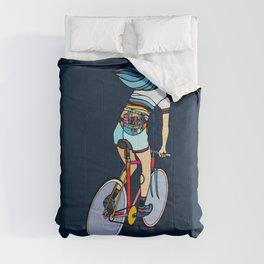 Fixie Girl Comforters
