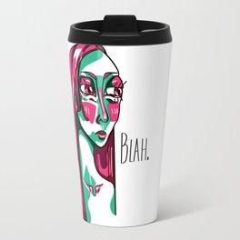 Blah Travel Mug