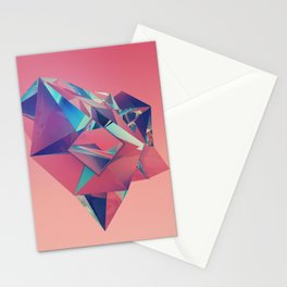 Maller Crystal Stationery Cards