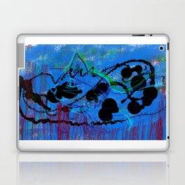 Gato Garabato Laptop & iPad Skin
