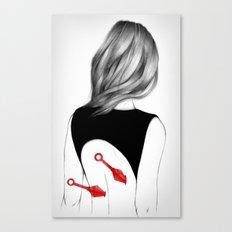 Back Stabbers II Canvas Print
