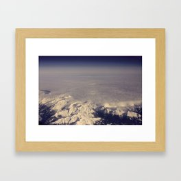 180 South Framed Art Print