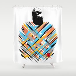 IT WAS ALL A DREAM... Shower Curtain
