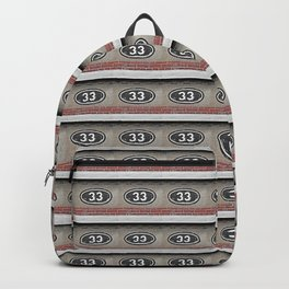 The Number 33 Backpack
