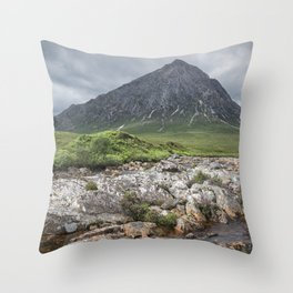 The Great Herdsman II Throw Pillow