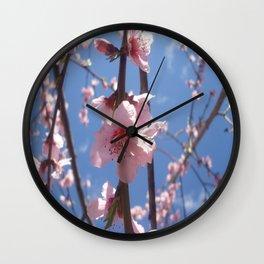 Cielo de La Mancha de Don Quijote Wall Clock