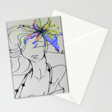 Fashion Latina Stationery Cards