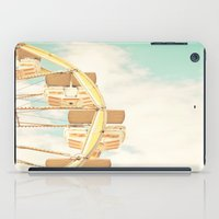 ferris wheel iPad Cases featuring Ferris Wheel by Sweet Moments Captured
