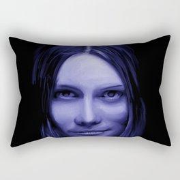 DM : Girl from In Your Room video in 1993 concert Rectangular Pillow