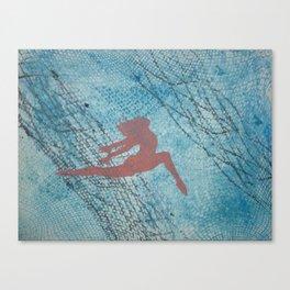 Thrill Canvas Print