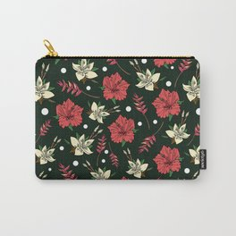 Tropical Vibe Carry-All Pouch