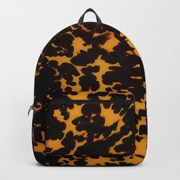 Art Deco polished Tortoise Shell Backpack