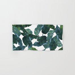 Banana Leaf Decor #society6 #decor #buyart Hand & Bath Towel