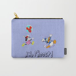 Minnie, The Balloon Lady! runDisney Carry-All Pouch