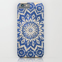 ókshirahm sky mandala iPhone Case