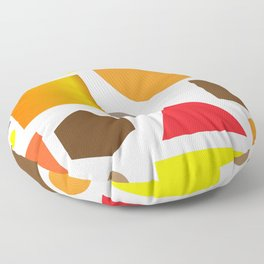 Shapes (Paco) Floor Pillow