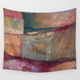 Warming Up Wall Tapestry